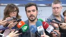 """Garzón: """"Bárcenas y el PP han llegado a un pacto de silencio"""""""