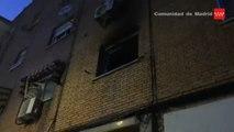 26 personas heridas tras la explosión de una vivienda en San Sebastián de los Reyes (Madrid)