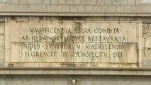 El Ayuntamiento de Madrid quiere renombrar el 'Arco de la Victoria' como 'Arco de la Memoria'