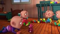 Apprendre Les Sons Des Animaux Avec Des Bébés | Zool Bébés Apprentissage Amusant Série | Videogyan Kids Montre |