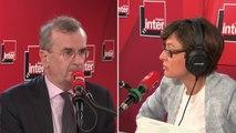 """François Villeroy de Galhau, gouverneur de la Banque de France : """"Deux priorités de réforme pour que la France aille mieux : trop de chômage, et trop de dépenses publiques"""""""