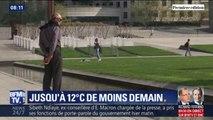 Jusqu'à 12°C par rapport ce week-end: le froid fait son retour demain en France