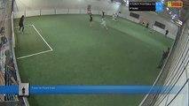 Faute de Pierre Yves - FITZROY FOOTBALL CLUB  Vs P'TEAM - 01/04/19 21:00 - LIGUE 4