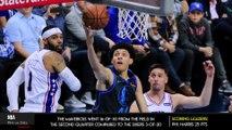 Philadelphia 76ers vs Dallas Mavericks Recap | JJ Reddick 26 Pts, Justin Jackson 24 Pts