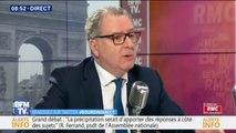 """""""Le président de la République est plein d'énergie"""": Richard Ferrand dément l'isolation d'Emmanuel Macron"""