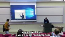 Un prof de maths fait un poisson d'avril (2019)