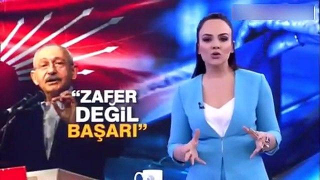 Kılıçdaroğlu'na kahkaha atan Buket Aydın bu kez gülemedi!