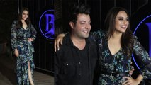 Sonakshi Sinha Celebrates The WRAP UP PARTY For her Upcoming Film | FilmiBeat