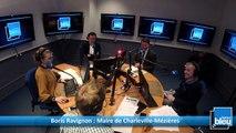 Boris Ravignon, maire de Charleville-Mézières, va-t-il se représenter?
