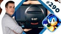 La MEGADRIVE MINI annonce ses jeux ! | PAUSE CAFAY #290