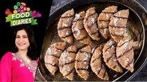 Chocolate Cinnamon Gujiya Recipe by Chef Zarnak Sidhwa 29 March 2019