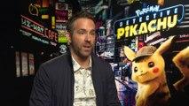Ryan Reynolds Detective Pikachu - Pika Pika