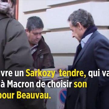 Sarkozy sur Macron - « Je lui donne des conseils, mais il n'en retient aucun »