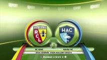 Lens - HAC (0-0) : le résumé vidéo du match