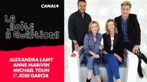 La Boîte à Questions - Avec Alexandra Lamy, Anne Marivin, Michaël Youn et José Garci...