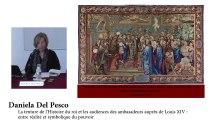 Rencontres des Gobelins | Les reflets de Louis XIV : mise en abîme textile et lumière marbée (1/2)