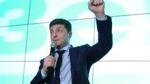 Ukrainian Comedian Wins First Round In Ukraine Elections