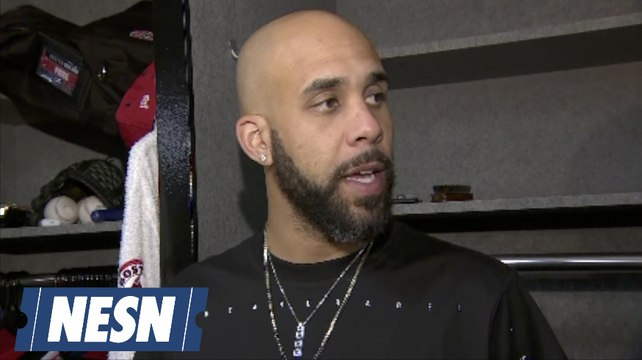 David Price On The Red Sox Slow Start To The 2019 MLB Season