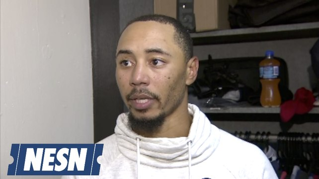 Mookie Betts On Red Sox Slow Start To 2019 MLB Season