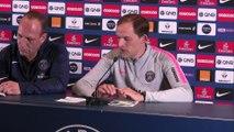 Tuchel sur le PSG Nantes en coupe de France