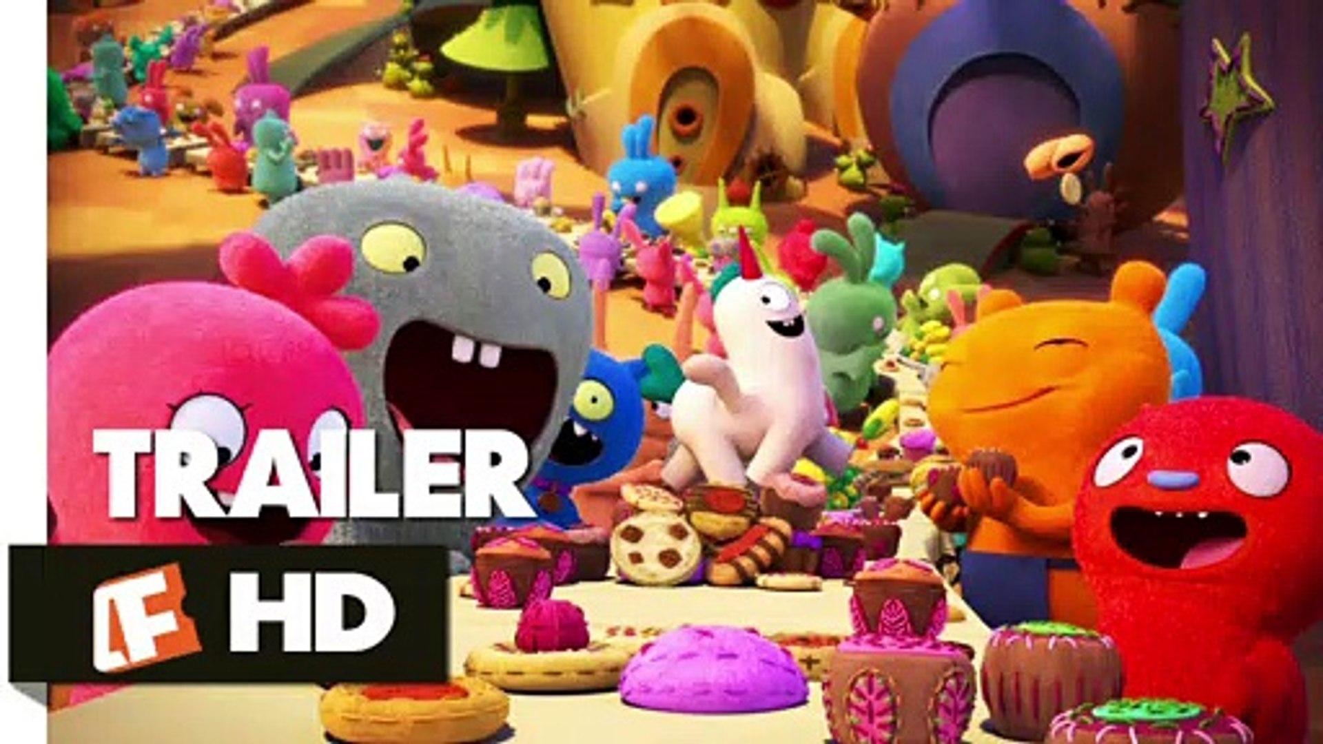 UglyDolls Trailer (2019) | ClipFlixs Trailers