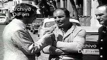 Miguel Angel Paez and Eduardo Corletti on fight in Mar del Plata 1969