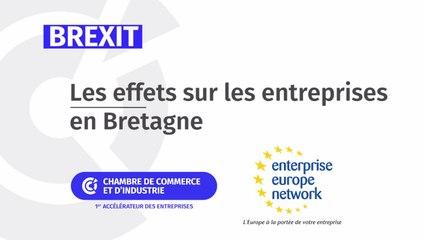 Brexit : le réseau EEN accompagne les entreprises en Bretagne