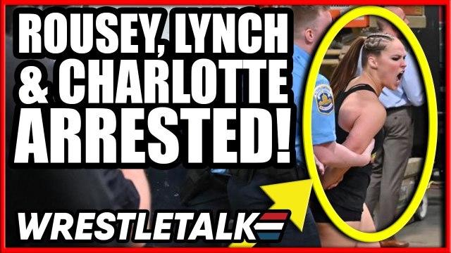 WWE Call Out John Oliver! Ronda Rousey, Becky Lynch & Charlotte ARRESTED! | WrestleTalk News 2019
