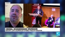 Jamal Khashoggi murder: 'The leaders of the west have let us down'