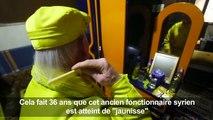 """Syrie: Le mystérieux """"homme en jaune"""" d'Alep"""