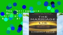 The Marriage Lie: A Bestselling Psychological Thriller  Best Sellers Rank : #1