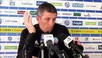 Thierry Laurey: « La Coupe de la Ligue, c'est fini »