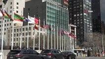 - Bakan Çavuşoğlu New York'ta Türkevi Binasını Ziyaret Etti- Dışişleri Bakanı Mevlüt Çavuşoğlu: -...