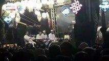 إنشاد محمود التهامي في الليلة الختامية لمولد السيدة زينب
