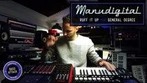 MANUDIGITAL Ft. General Degree - Ruff It Up (Official Video)