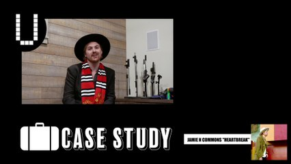 Jamie N Commons - Case Study