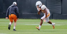 'Competitive, physical' RB Jeremy Banks giving Vols spark