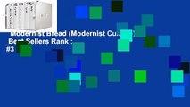 Modernist Bread (Modernist Cuisine)  Best Sellers Rank : #3