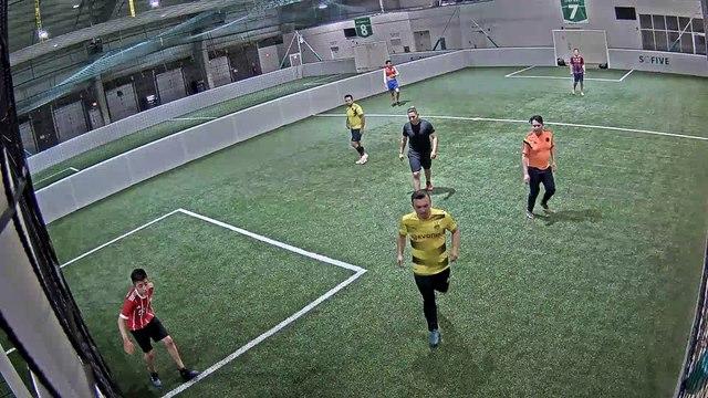 04/03/2019 00:00:01 - Sofive Soccer Centers Rockville - Camp Nou
