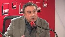 """Benjamin Stora, historien de la guerre d'Algérie, évoque """"plusieurs hypothèses sur l'après-Bouteflika"""""""