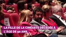PHOTOS. Obsèques d'Agnès Varda : les discours très touchants de sa fille Rosalie et de son fils Mathieu Demy