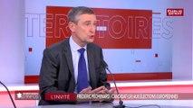 Sécurité dans les manifestations des « gilets jaunes » : « on a perdu trop de temps » selon Frédéric Péchenard