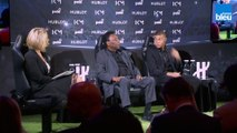 VIDÉO - Football : quand le roi Pelé et le prodige Kylian Mbappé se rencontrent pour la première fois
