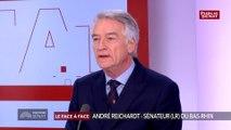 Collectivité européenne d'Alsace : « Un texte qui a pour but d'enfumer les Alsaciens » dénonce André Reichardt