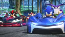Team Sonic Racing - Bande-annonce Team Up