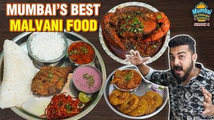 Malvani Belly - Best Malvani Cuisine - Pomfret Thali - S2Ep24 - Mumbai Ke Chhupe Rustam