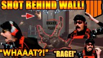 DrDisrespect RAGES After He's Shot BEHIND WALL In COD BO4 Problem with Apex & BFV | Video Game