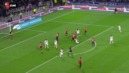 1/2 CDF. Lyon / Stade Rennais F.C. : résumé