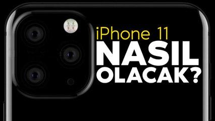 iPhone 11 hangi özelliklere sahip olacak? (1buçuk teknoloji)