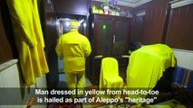 Aleppo's mysterious 'Yellow man'